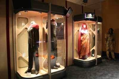 Star Trek: The Exhibition costume display