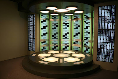 Star Trek: The Exhibition transporter