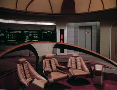 Bridge of the Enterprise-D