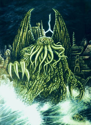 Artwork of Cthulhu