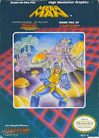 Mega Man (NES) cover art