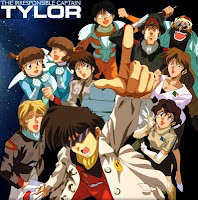 Irresponsible Captain Tylor poster
