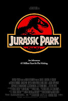 Jurassic Park movie poster