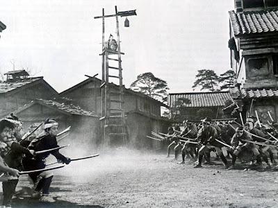 Yojimbo movie still