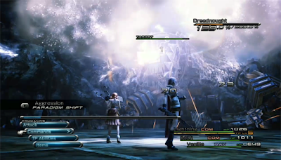 Final Fantasy 13 screenshot
