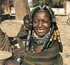 Mulher Muhila do Lubango
