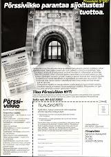 Pörssi-informaatiota 1987