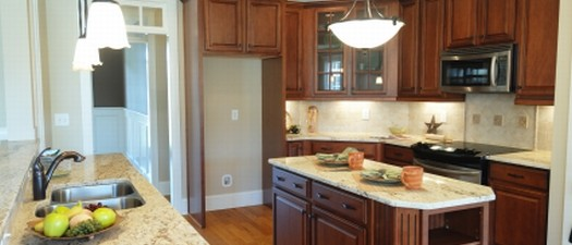 Installing Beautiful Kitchen Island Lighting ~ Hopeycopey Blog