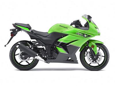 kawasaki ninja 150 rr special edition. 2011 Kawasaki Ninja 250-R