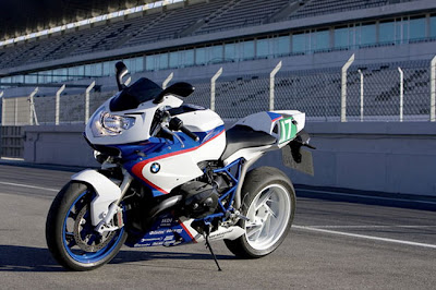 New 2011 BMW HP2 Sport