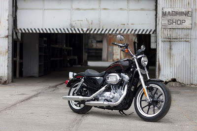 2011 Harley-Davidson XL 883L Black