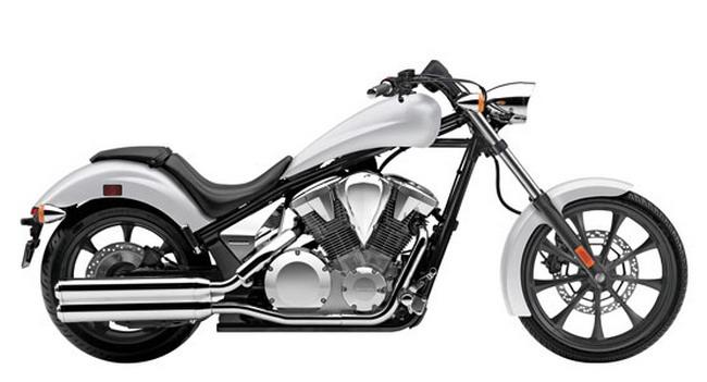 2011 Honda Fury Vt1300cx New Motorcycle
