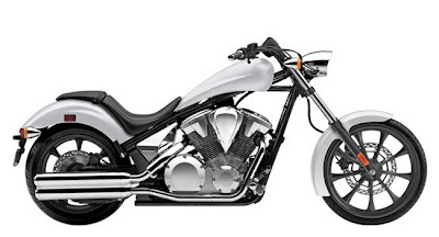 Tops Speed  2011 Honda Fury VT1300CX