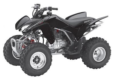 2011 Honda ATV TRX250X