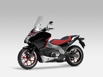 2011 Honda Mid Conceptc