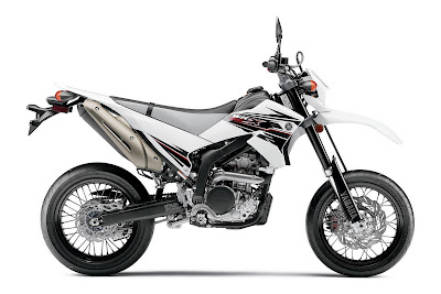 2011 Yamaha WR250X Canada Specifications