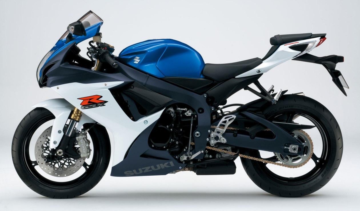 Suzuki Gsxr Oil Weight