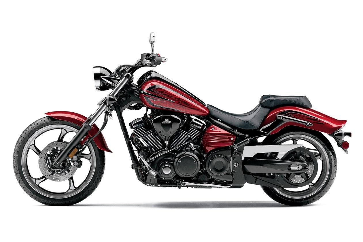 2011 yamaha raider xv1900 new motorcycle for Yamaha xv 1900