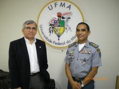 MAGNº REITOR - PROF. DR. NATALINO SALGADO