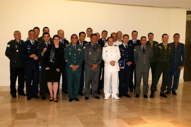 Curso de Logística e Mobilização Nacional (CLMN) 2008