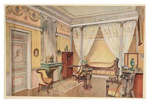 Sullevadesign segle xix poca peculiar per a la hist ria for Decoracion de interiores luis xv