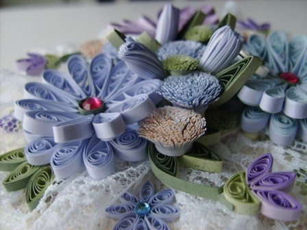Paper Filigree Art - Quilling