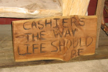 Cashiers, the way life should be