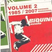 Biquini Cavadão: Album - Regravações 1 e 2