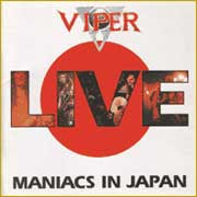 Viper: Album - Maniacs in Japan