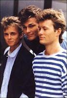 o trio A Ha