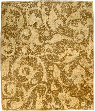 Tappeti moderni il tappeto tibet sugger a jacquard - Tappeti damascati ...