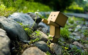 ..aku bukan sekadar robot..