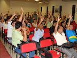 Assembléia do Maranhão aprova a GREVE