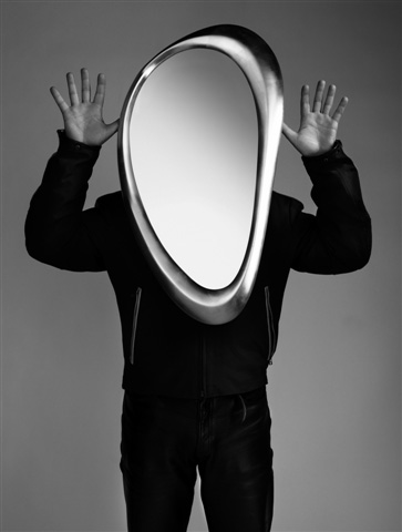 Photoshop blog by chris for Miroir philippe starck