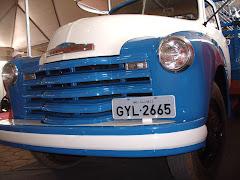 Caminhão Chevrolet Loaddmaster 1947, de Anísio Santiago