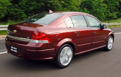 Novo Chevrolet Vectra 2009