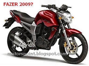 Yamaha Fazer 2009