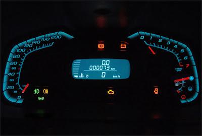 Chevrolet Agile painel