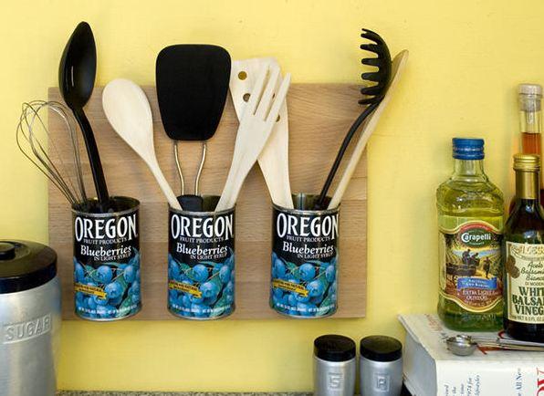 Pretty Neat Organizer: Organizing Tip: Creative Home Made Organizers