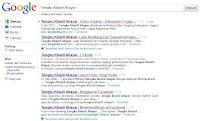 Dabo Singkep Google page rank Tengku Khairil