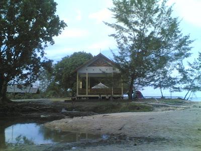 dabo singkep wisata alam pantai batu berdaun 5