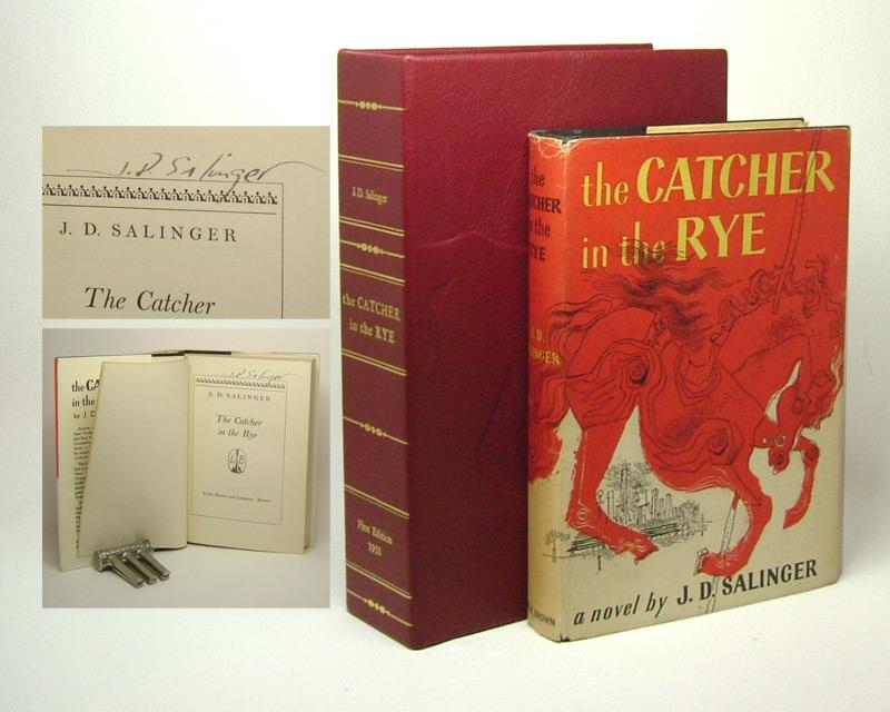 an analysis of the structure of the narrative in the catcher in the rye by jd salinger