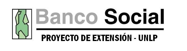 Banco Social - La Plata