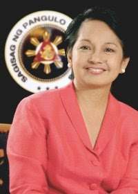 GMA Gloria Macapagal Arroyo Philippines President