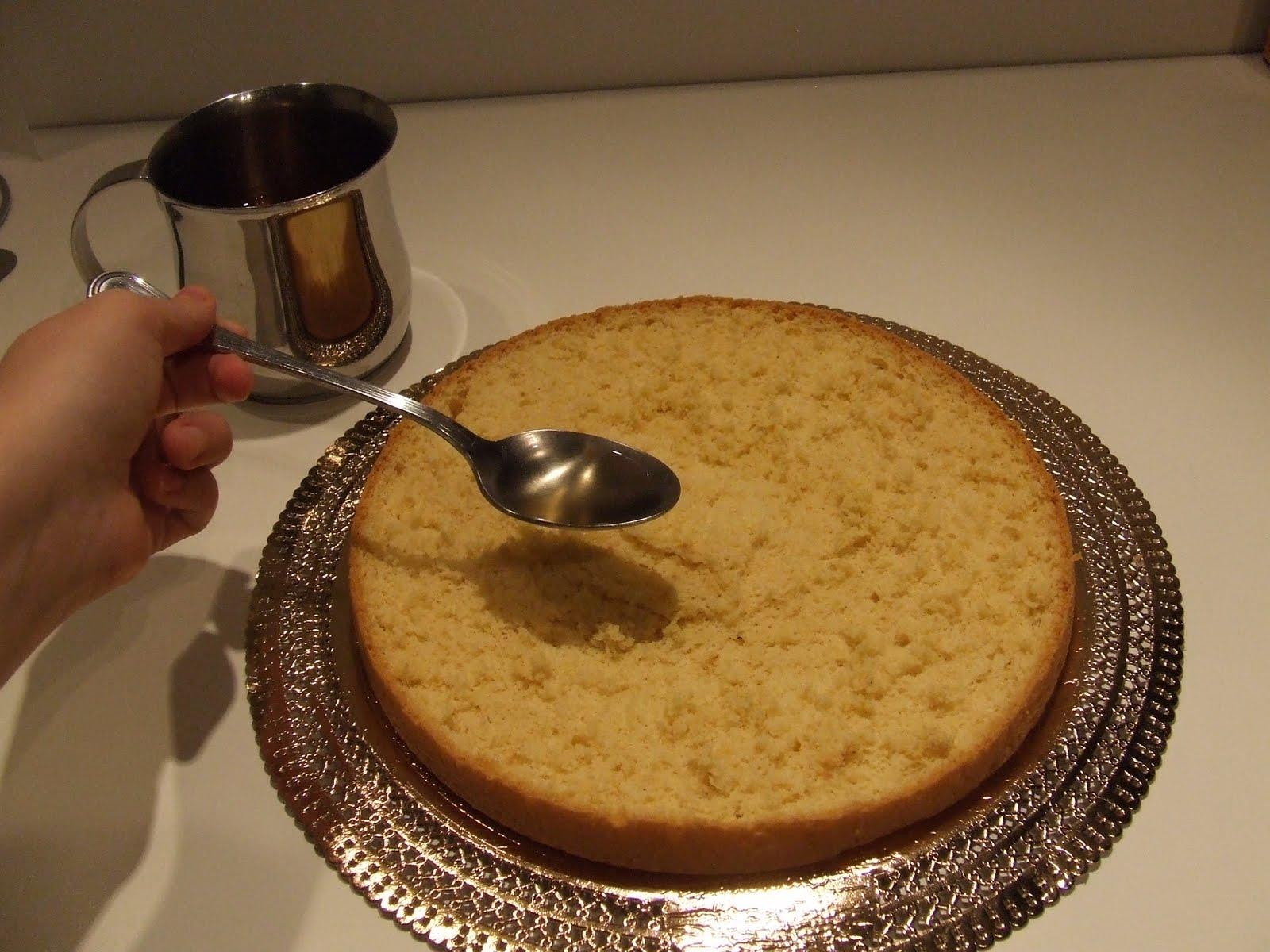 Il Goloso Mondo di Minu\': Torta al caffè (2) per il mio compleanno