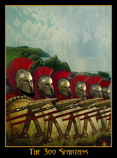 La Bataille de Thermopyles. The_300_Spartans_copy