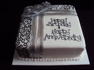 Simple Elegant Birthday Cakes