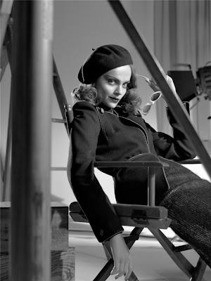 Viktoriya Sasonkina in Vogue Italia 2008 by Steven Meisel, part 2