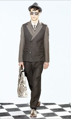 Kenzo, Men Collection Fall/ Winter 2010, our Favorites