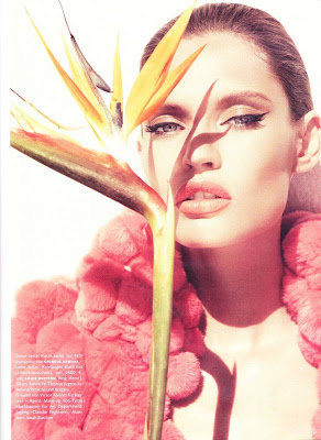 Vogue Germany October 2010, Bianca Balti by Paola Kudacki, part 3